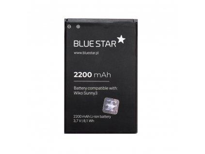 Baterie pro Wiko Sunny 3 2200 mAh Li-Ion Blue Star