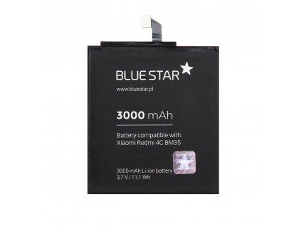 Baterie pro Xiaomi Redmi 4C (BM35) 3000 mAh Li-Ion Blue Star