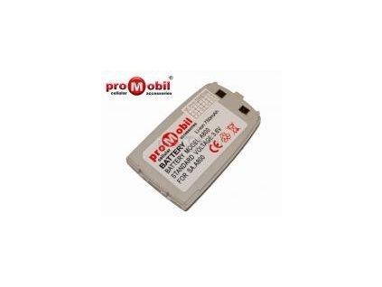 Baterie Samsung A800, S300 - 750mAh Li-ion