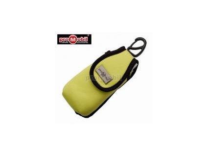 Pouzdro sportovní Mobo Neopren žluté reflexní