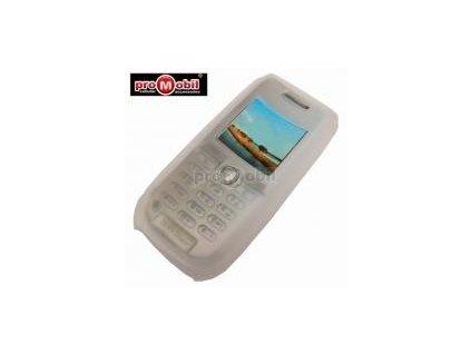 Pouzdro silikon Sony Ericsson K300