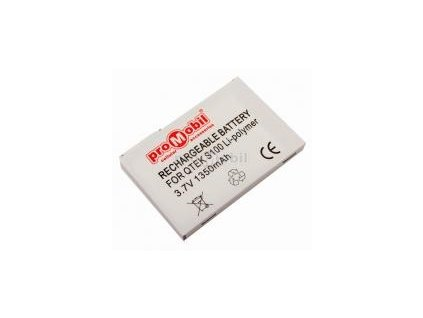 Baterie MDA Compact, O2 XDA mini, iMate Jam, VPA Compact, Qtek S100, Dopod 818 - 1350mAh Li-polymer