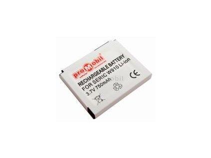 Baterie Sony Ericsson W910i, T707i, W380, W508, Z555i, BST-39 - 950mAh Li-ion