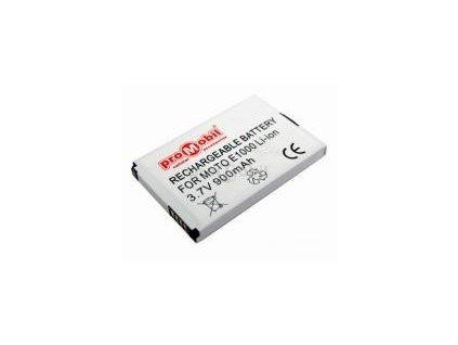 Baterie Motorola BT60 - C975, C980, E1000, E1070, E770v, V1050, V360, V975, V980 - 1100mAh Li-ion