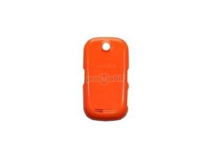 Baterie cover Samsung S3650 orange - original