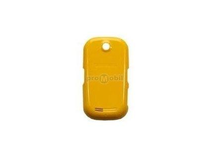 Kryt Samsung S3650 zadní baterie Yellow - original