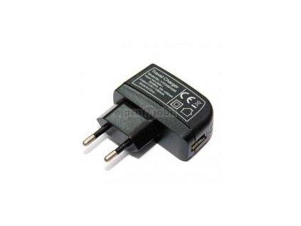 Nabíječka USB síťová 1A