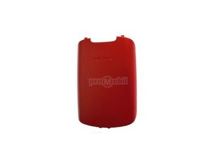 Baterie cover Nokia Asha 303 RED - original