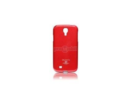 Pouzdro Mercury Jelly Samsung I8190 červené