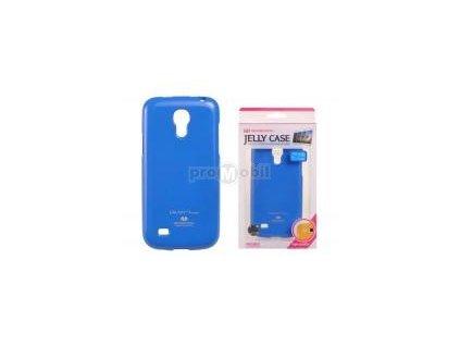Pouzdro Mercury Jelly Samsung I9190 S4 mini modré