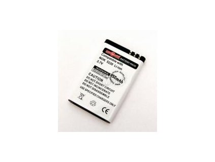Baterie Nokia 3720 c, 5220 XM, 5630 XM, 6303 c , 6730 c , BL-5CT - 850mAh Li-ion