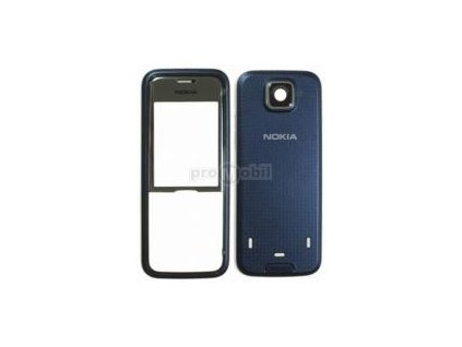 Kryt Nokia 7310s tmavě modrý - originál