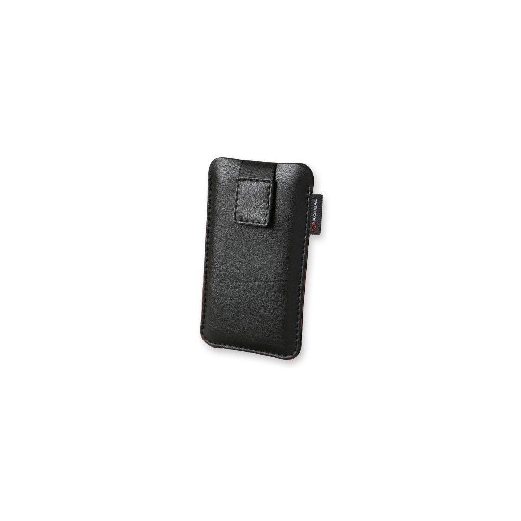Puzdro čiže obal Roubal Samsung J5 2017 čierny