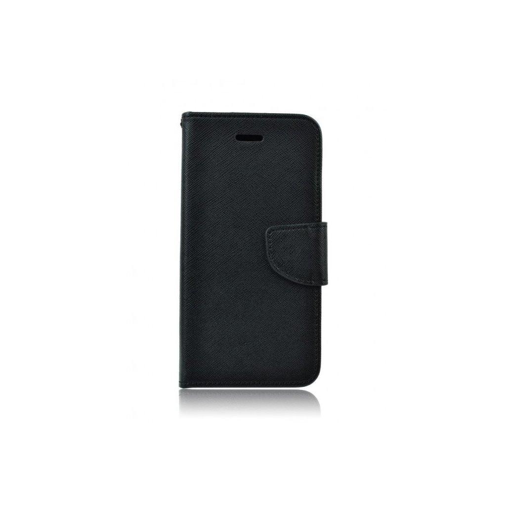 Flipové puzdro na Samsung Xcover 4 čierne