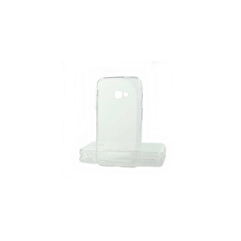 Ultratenký zadný silikónový kryt na Samsung Xcover 4 0,5mm