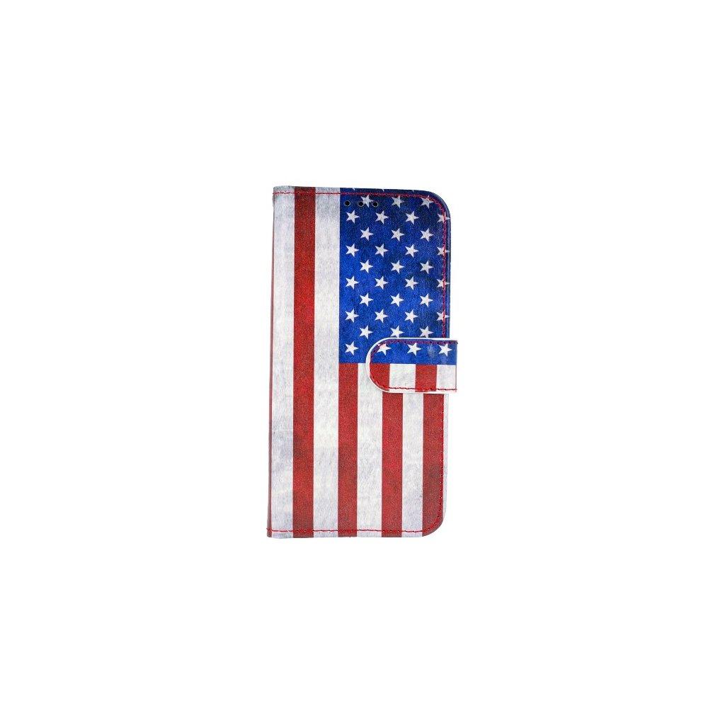 Flipové puzdro na Samsung J5 2017 Amerika