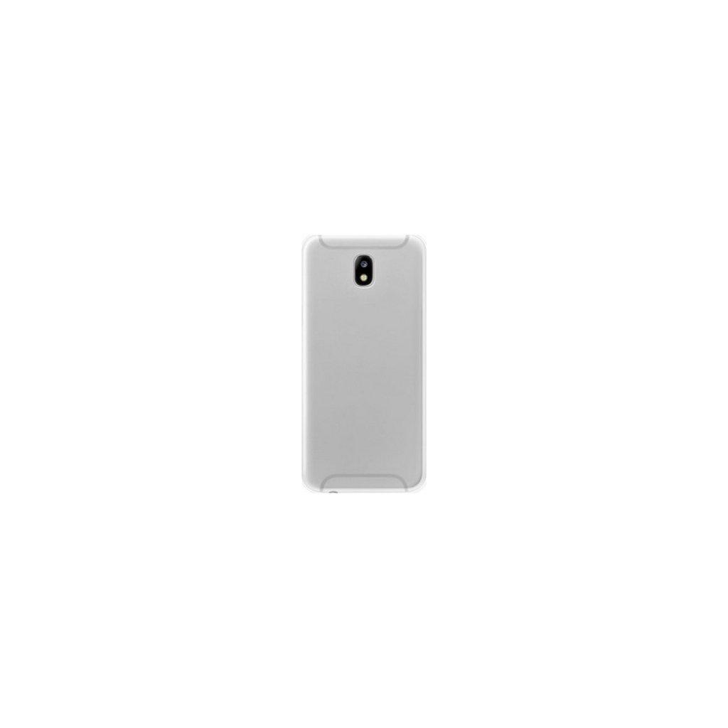 Ultratenký zadný silikónový kryt na Samsung J3 2017 priehľadný 0,5mm