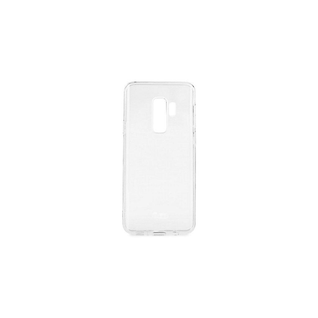 Ultratenký silikónový kryt na Samsung S9 Plus 0,5 mm priehľadný