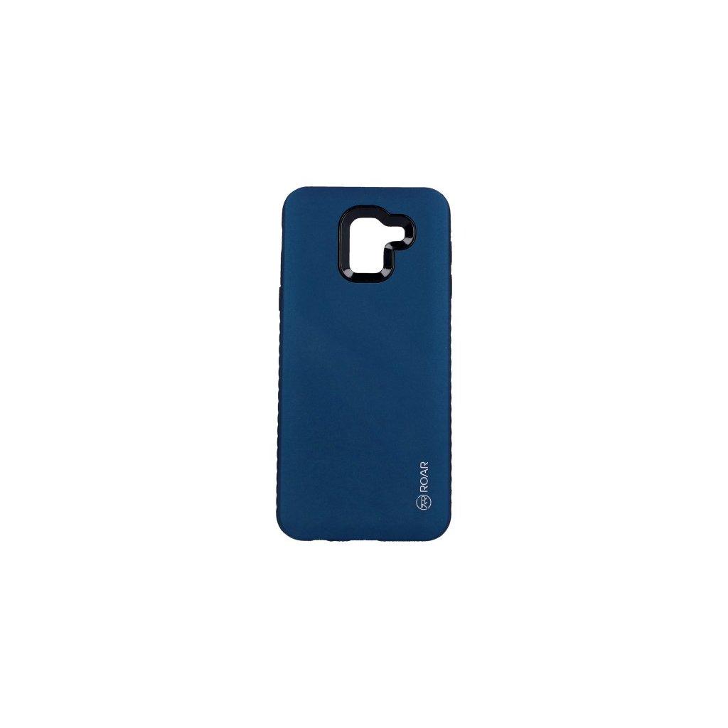 Zadný kryt Roar RICO na Samsung J6 modrý
