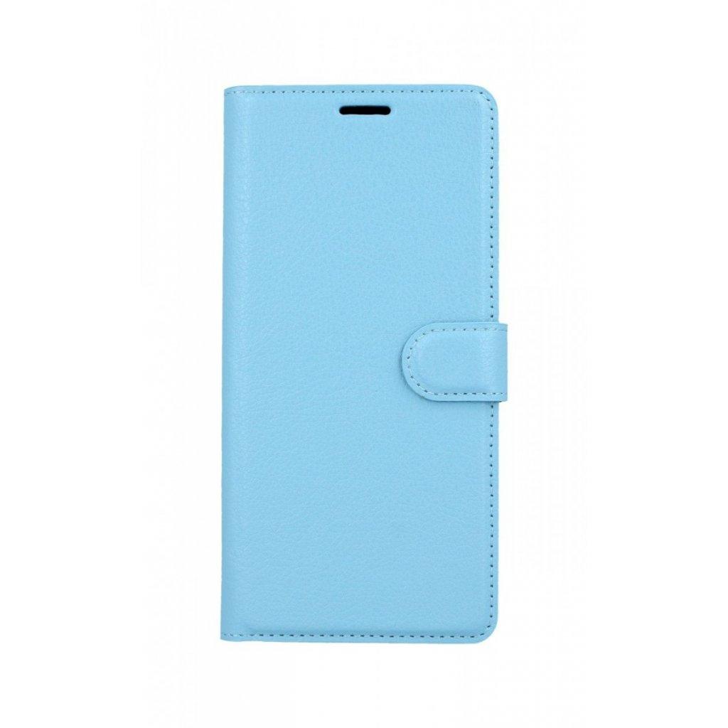 Flipové puzdro na Samsung J6 + modré s prackou