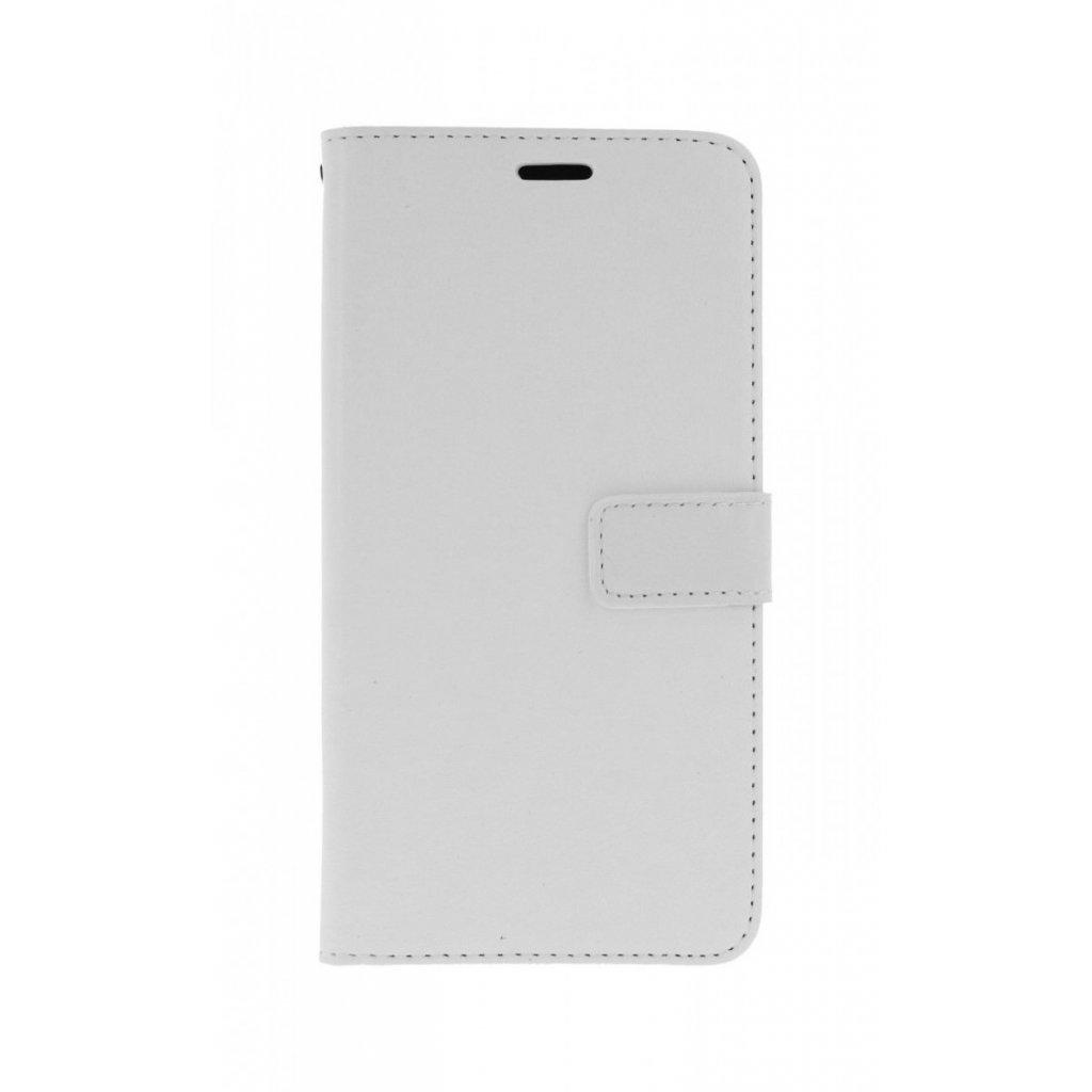 Flipové puzdro na Samsung J4 + biele