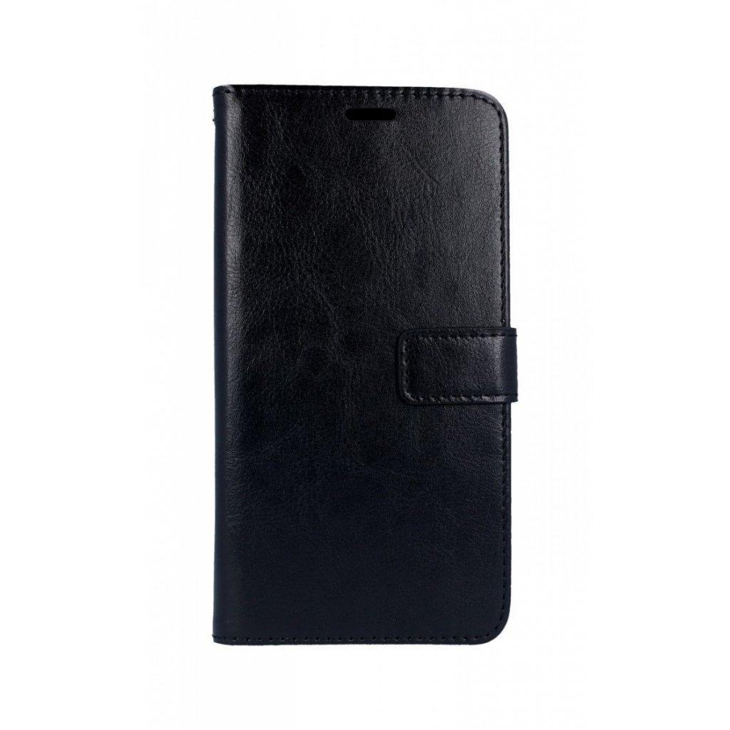 Flipové puzdro na Samsung J4 + čierne