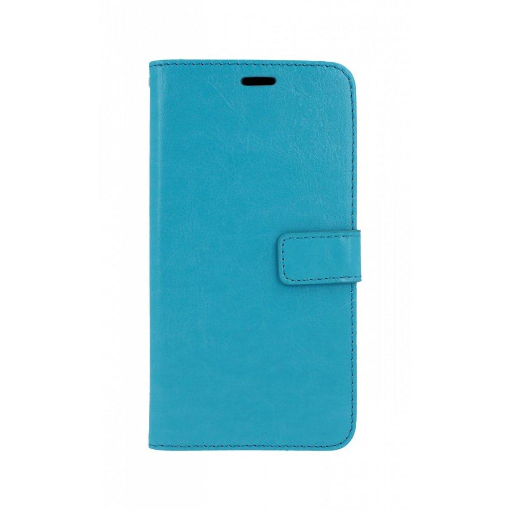 Flipové puzdro na Samsung J6 + modré