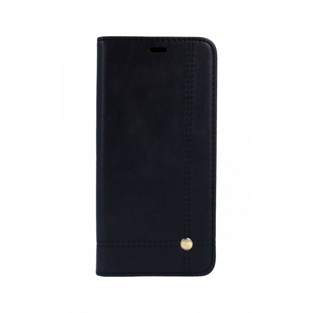Flipové puzdro Prestige Book na Samsung J4 + čierne