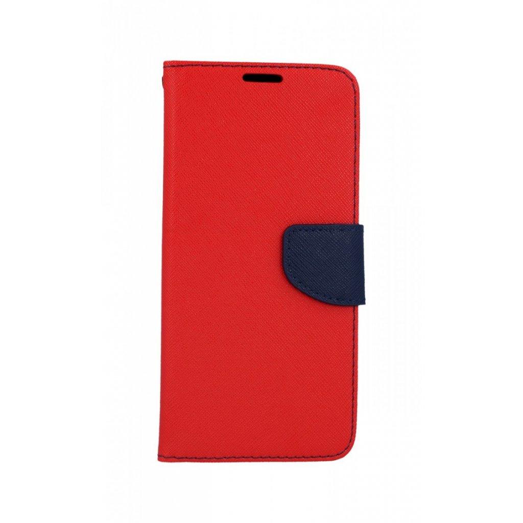 Flipové puzdro na Samsung J6 + červené