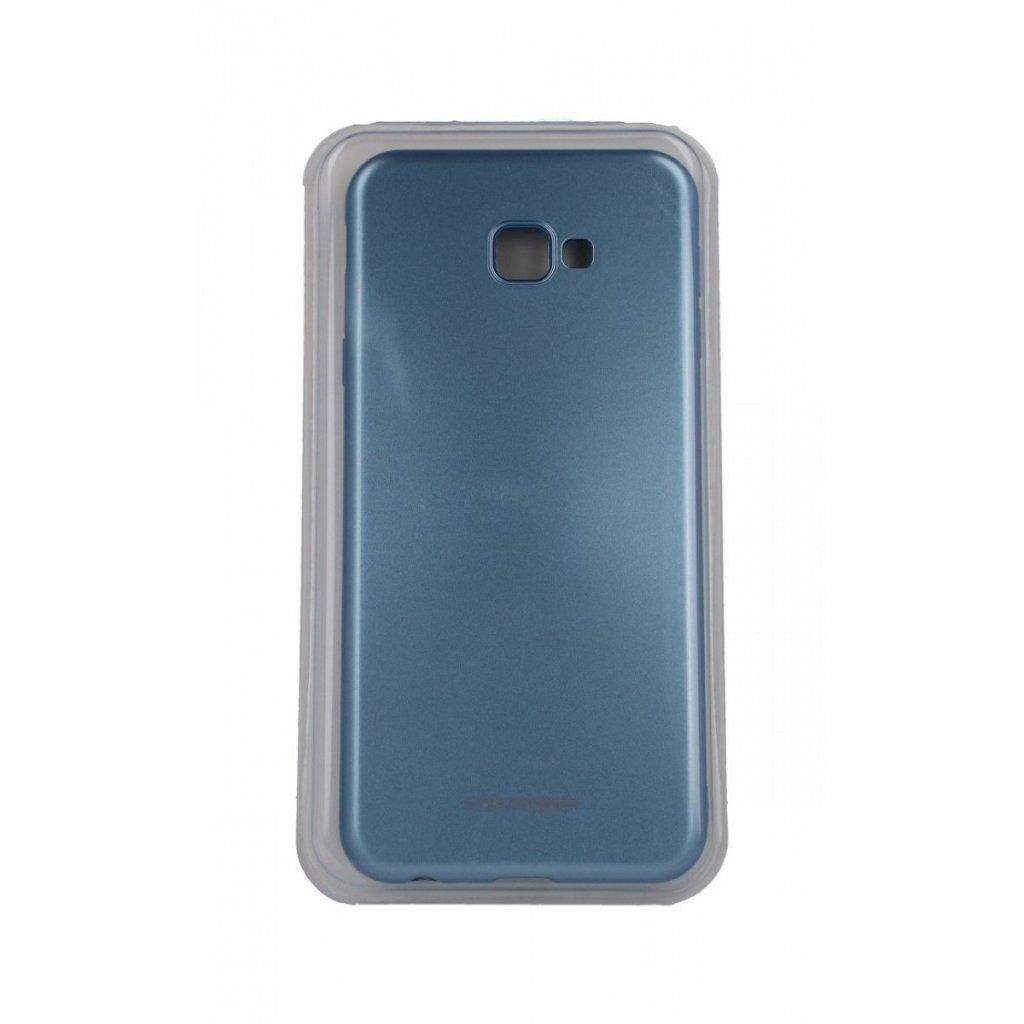 Zadný silikónový kryt Molan Cano Jelly na Samsung J4 + modrý svetlý
