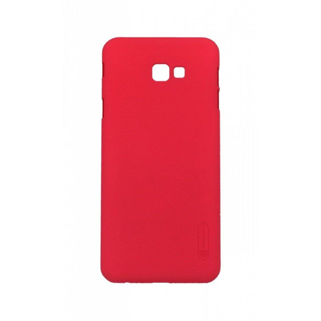 Zadný pevný kryt Nillkin na Samsung J4 + červený