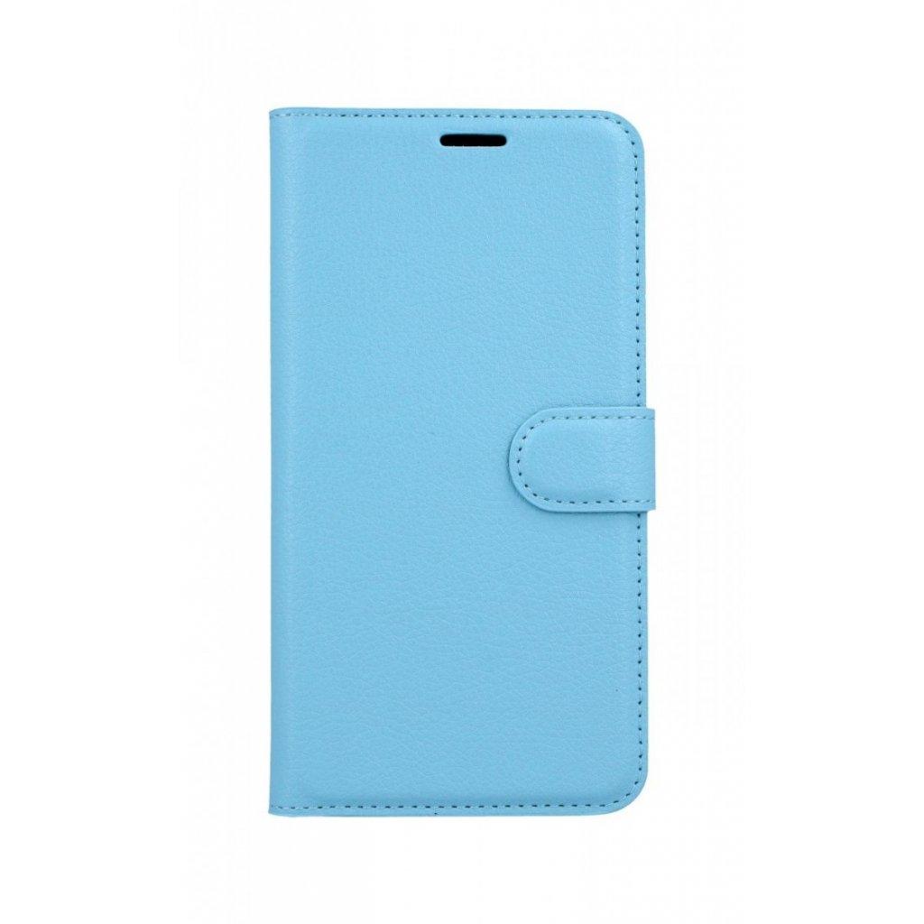 Flipové puzdro na Samsung A7 modré s prackou