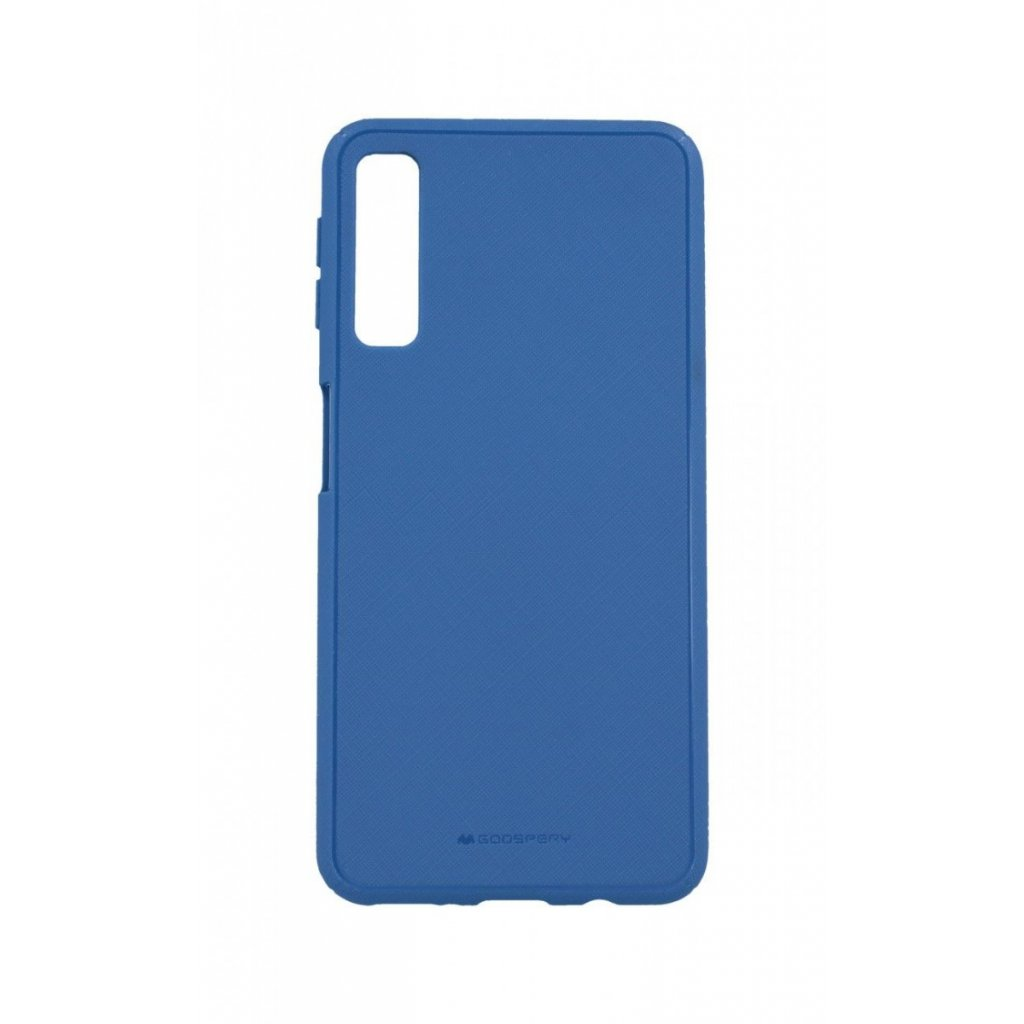 Zadný kryt Mercury Style Lux na Samsung A7 modrý