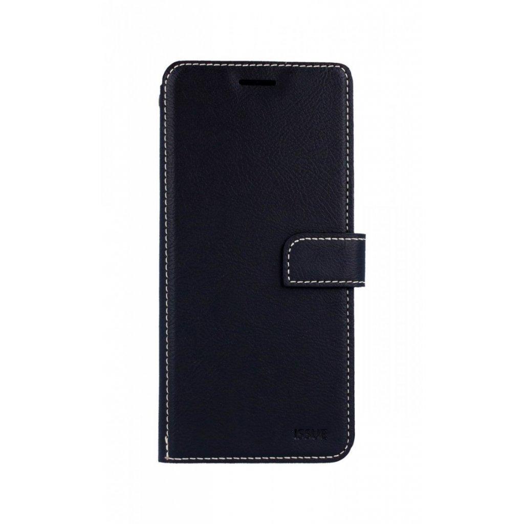 Flipové puzdro Molan Cano Issue Diary na Samsung J6 + čierne
