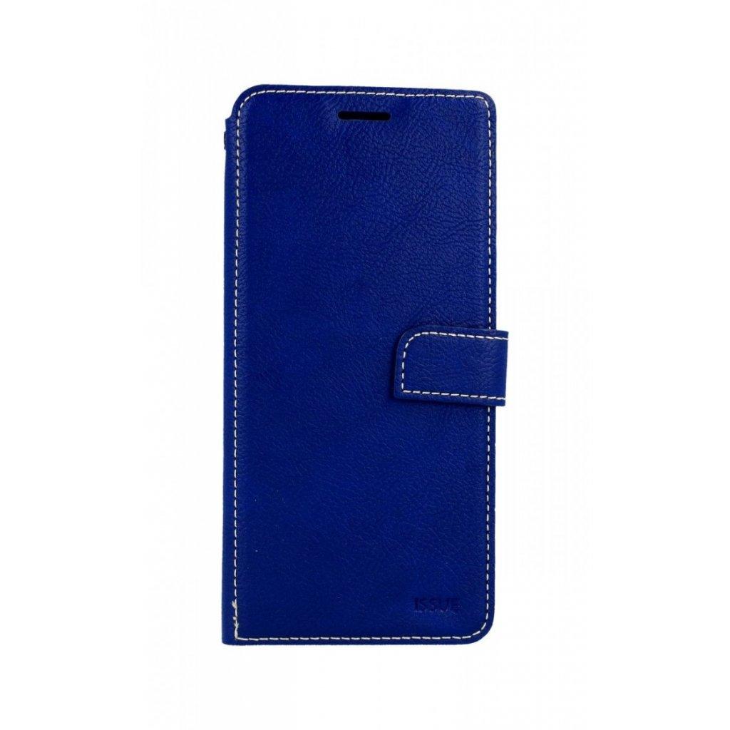 Flipové puzdro Molan Cano Issue Diary na Samsung J6 + modré