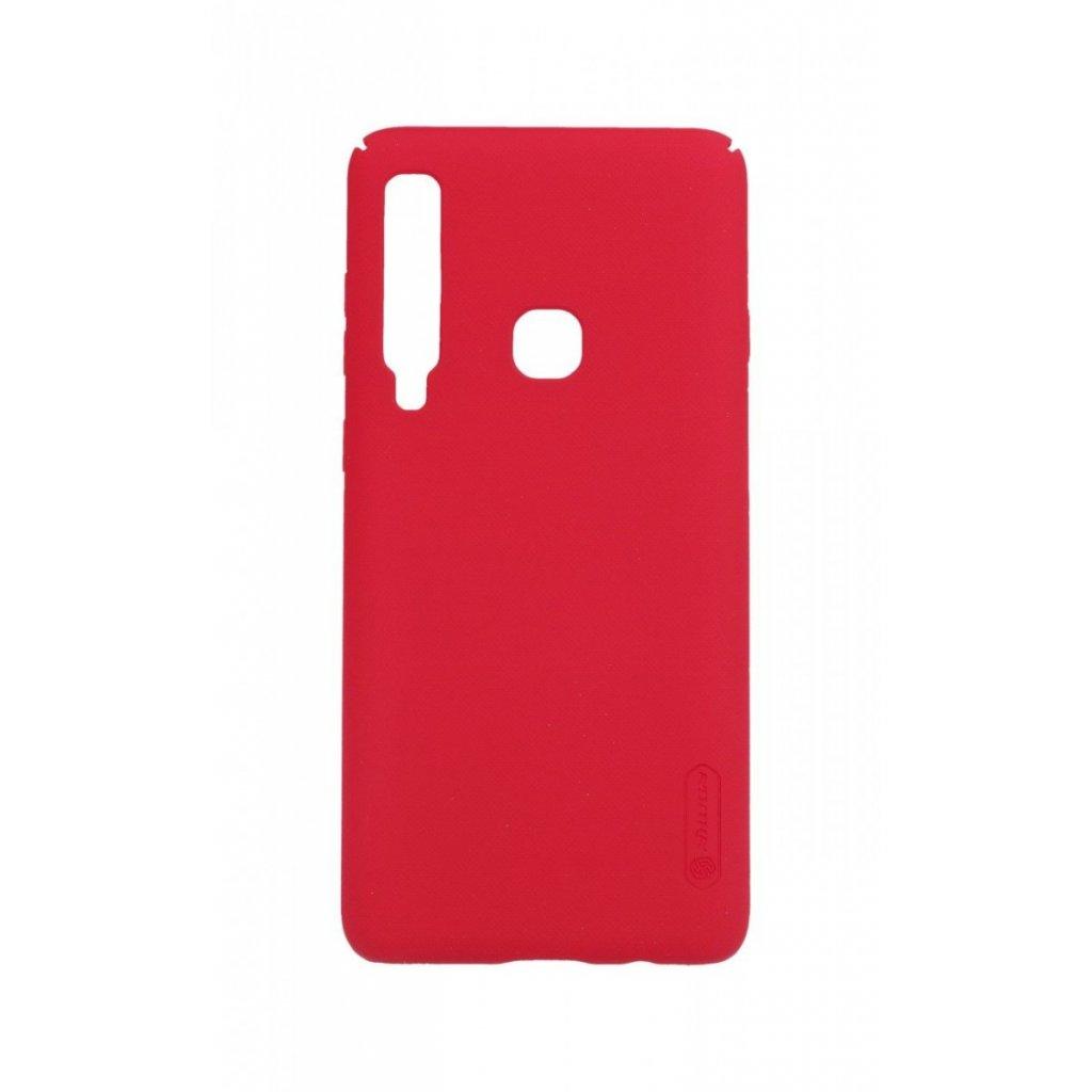 Zadný pevný kryt Nillkin na Samsung A9 červený