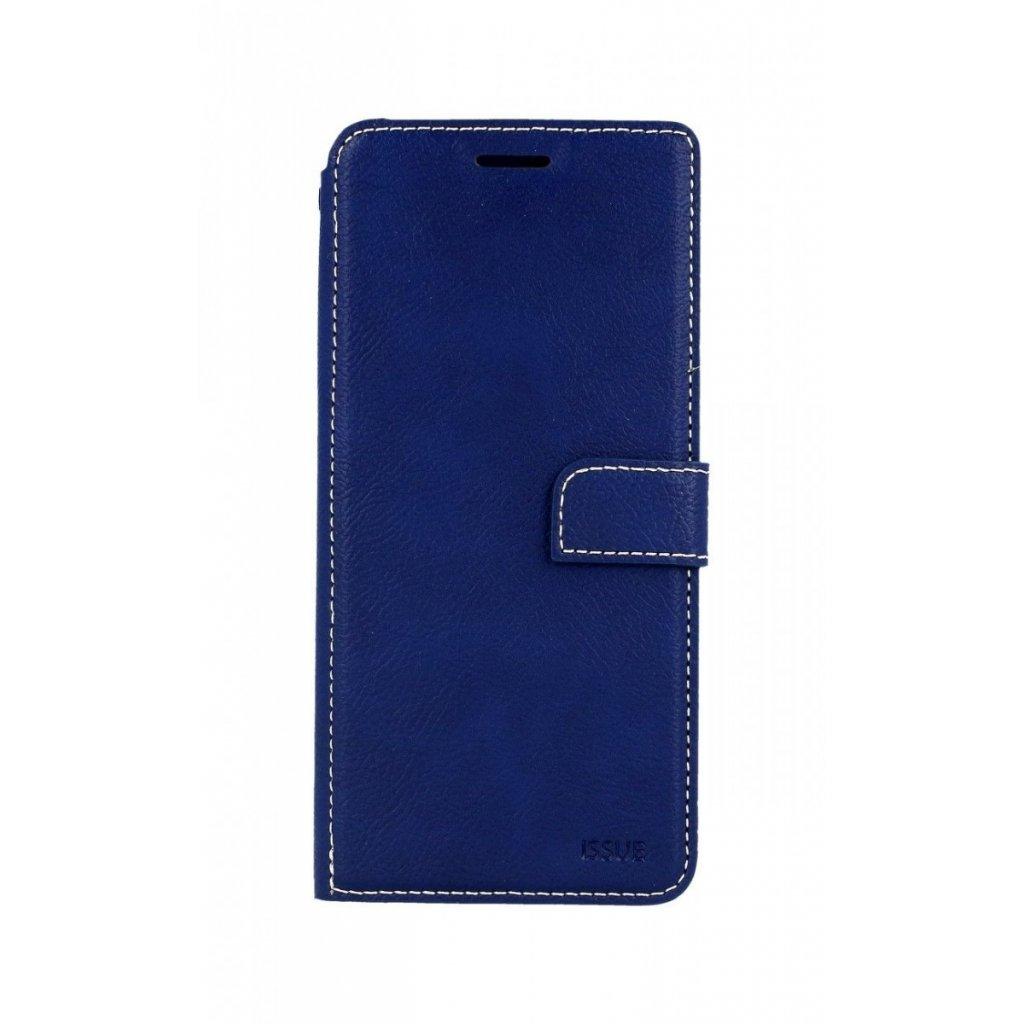 Flipové puzdro Molan Cano Issue Diary na Samsung A9 2018 modré