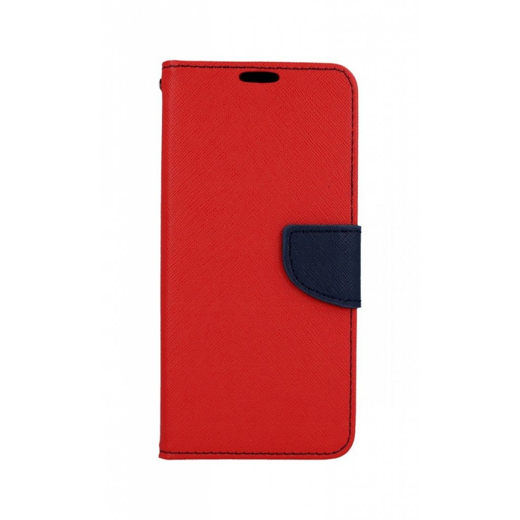 Flipové puzdro na Samsung A9 červené