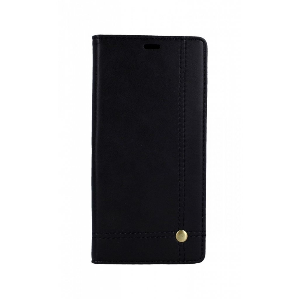 Flipové puzdro Prestige Book na Samsung A9 čierne