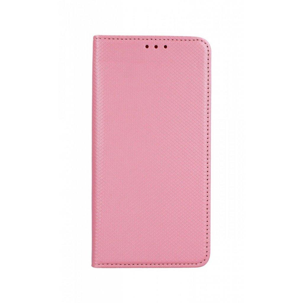 Flipové puzdro Smart Magnet na Samsung J6 + ružové