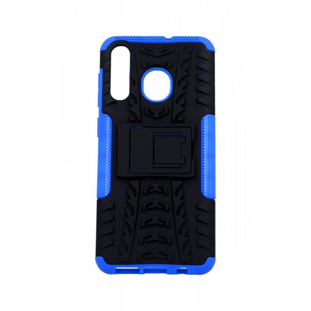 Ultra odolný zadný kryt na Samsung A50 modrý