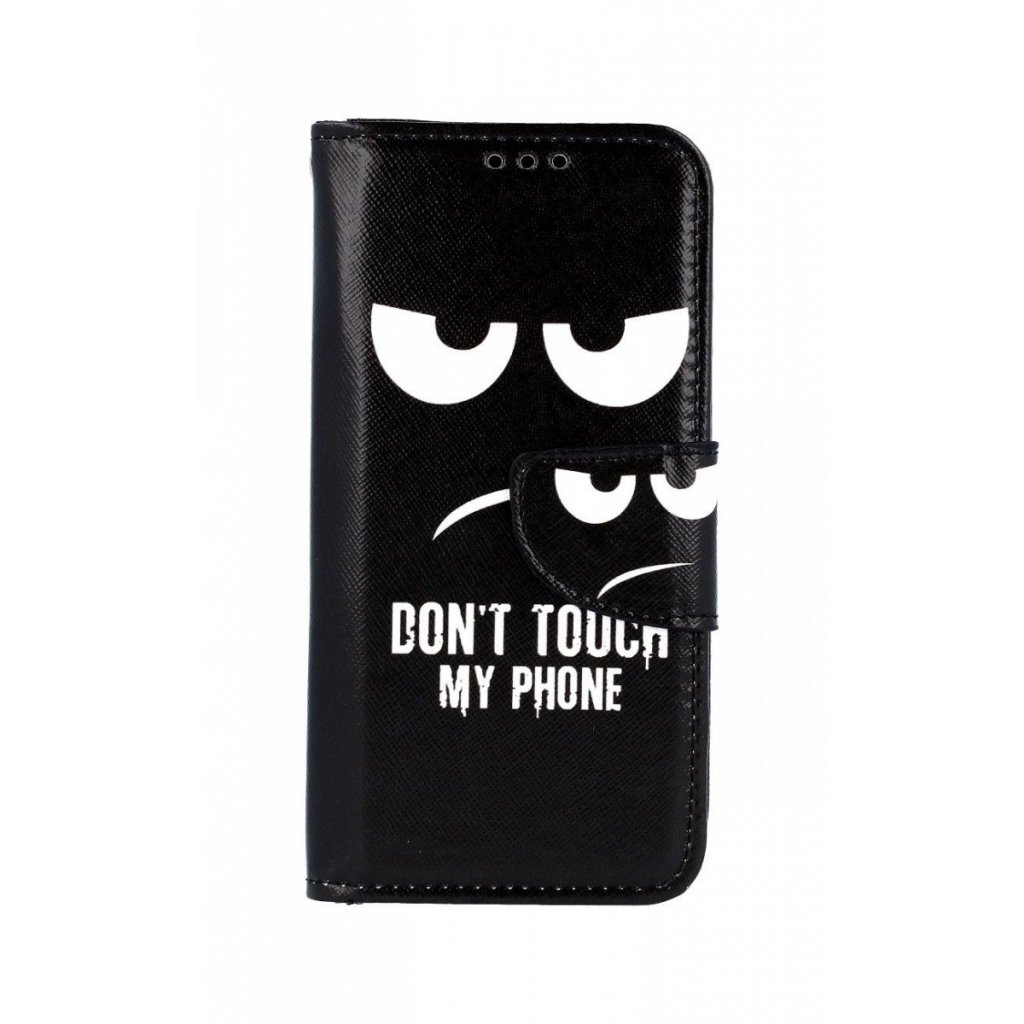 Flipové puzdro na Samsung A40 Dont Touch