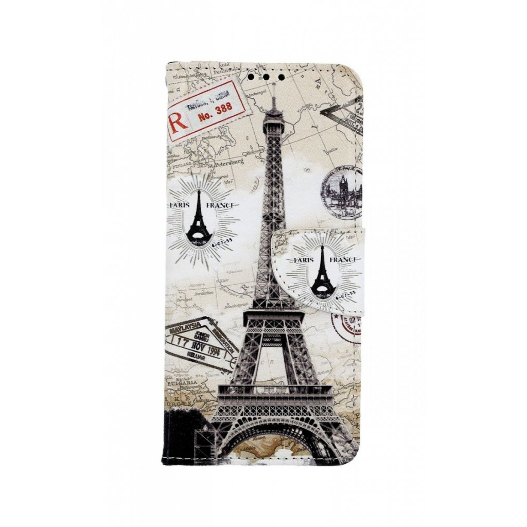 Flipové puzdro na Samsung A50 Paris 2