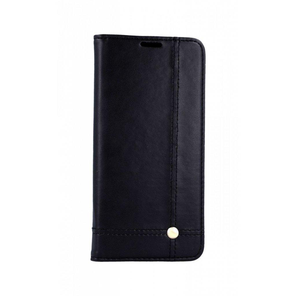 Flipové puzdro Prestige Book na Samsung A50 čierne