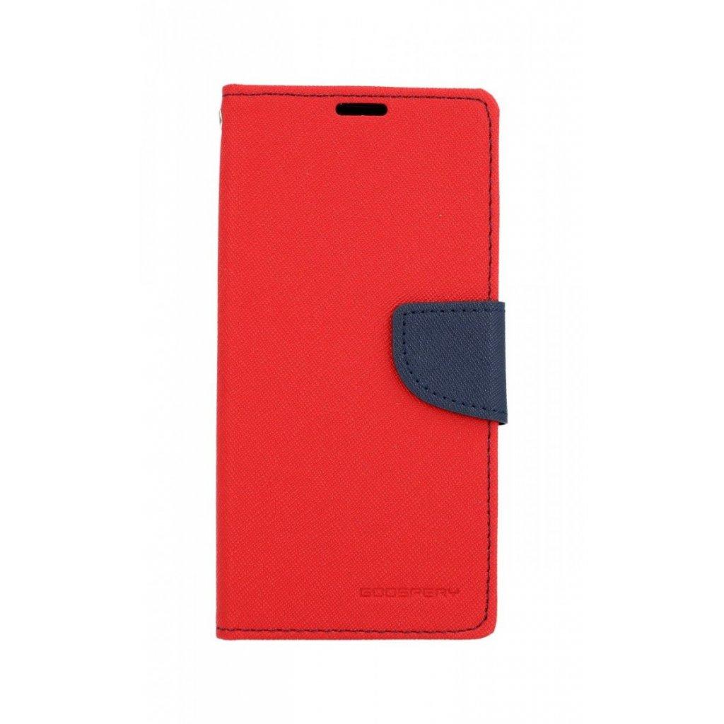 Flipové puzdro Mercury Fancy Diary na Samsung S10 červené