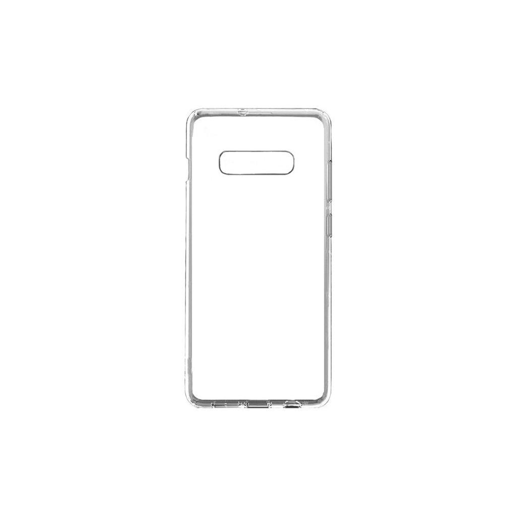 Ultratenký silikónový kryt na Samsung S10e 0,5 mm priehľadný