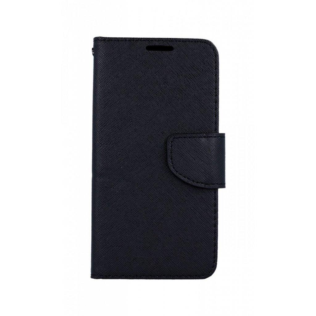 Flipové puzdro na Samsung A40 čierne