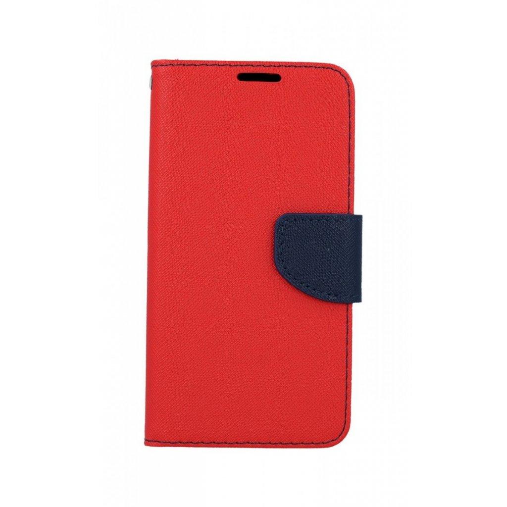 Flipové puzdro na Samsung A40 červené