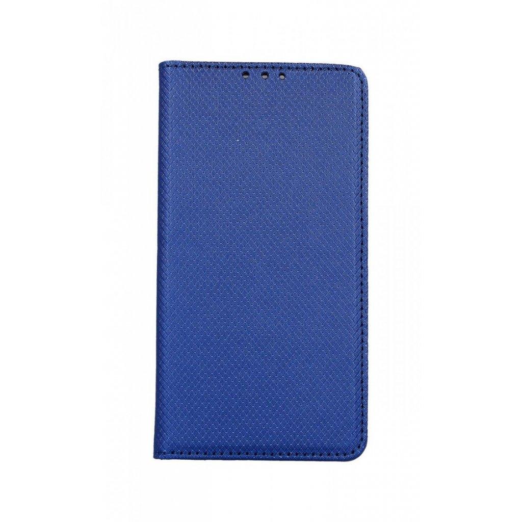 Flipové puzdro Smart Magnet na Samsung A40 modré