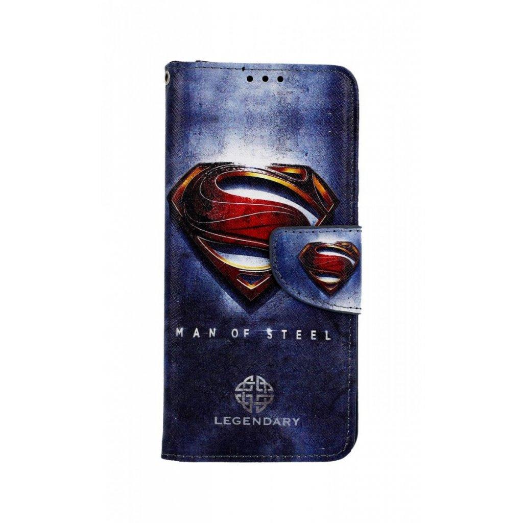 Flipové puzdro na Samsung J4 + Superman 2
